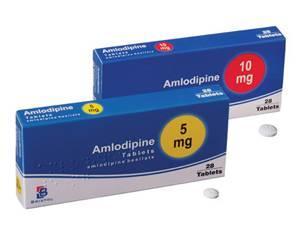 Amlodipine 10mg & 5mg