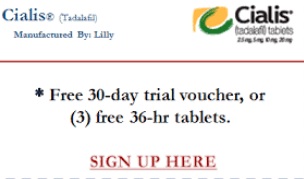 Getting the Free Trial Voucher