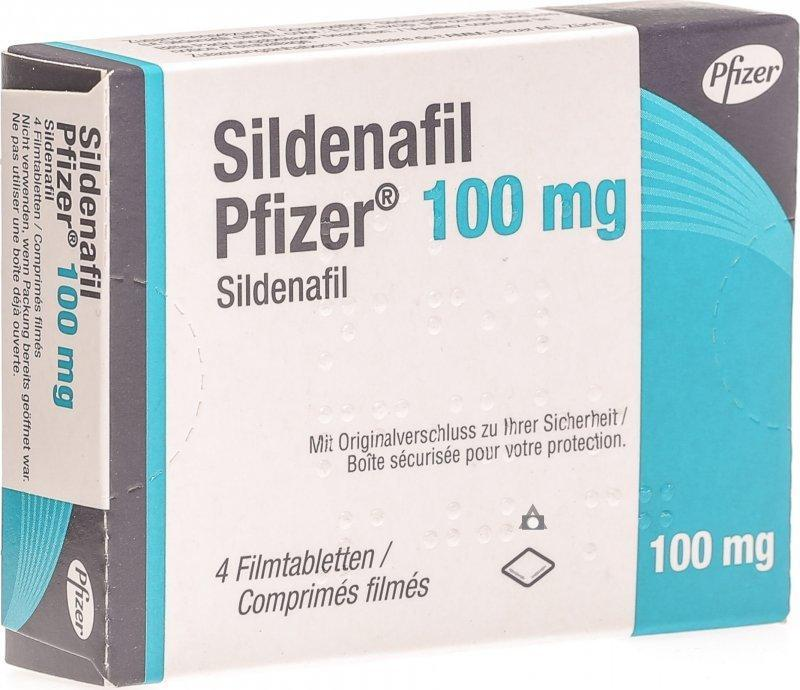 Pfizer Sildenafil 100mg