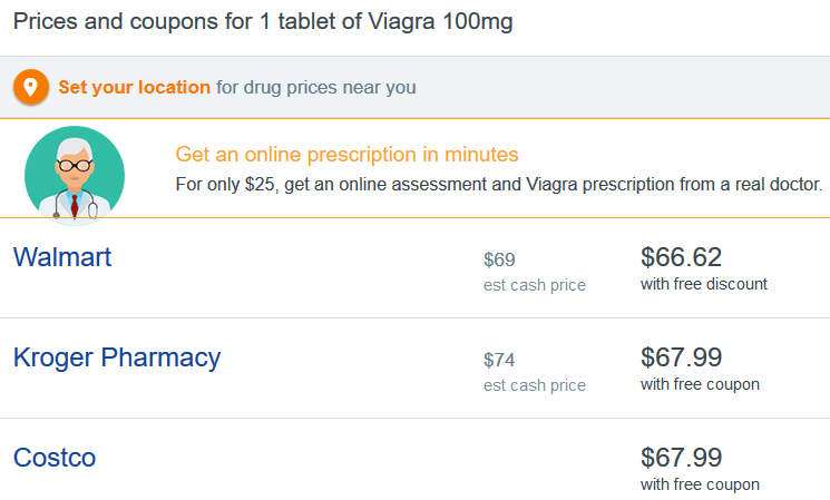 Brand Viagra 100 mg Price Per Individual Tablet