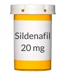 Sildenafil 20mg Container
