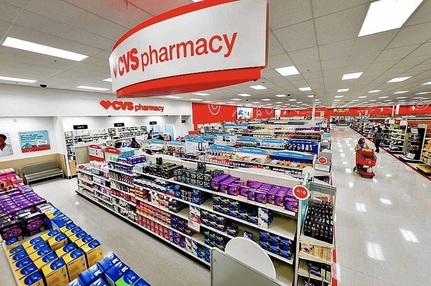 A CVS Pharmacy outlet