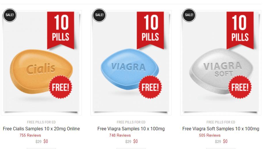 Free Cialis Trial by Viabestbuy Pharmacy